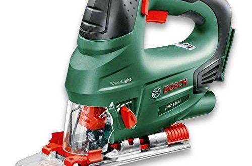 Bosch Akku Stichsäge PST 18 LI (ohne Akku, 18 Volt System, im Karton)